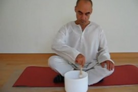 Видео: Singing bowl meditation – Георги Яръмов