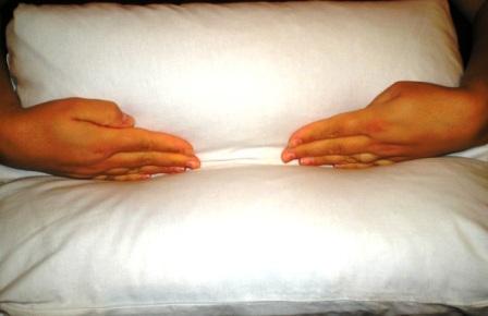възглавница - шипове на врата 2
