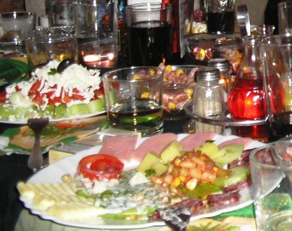 Вкусната салата