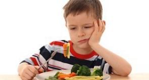 Безапетитие при децата